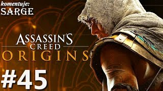 Zagrajmy w Assassin's Creed Origins [PS4 Pro] odc. 45 - Pieśń Taimhotep