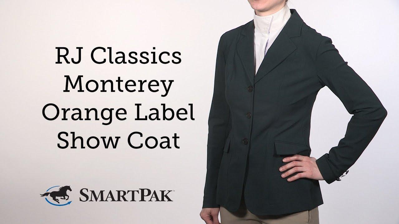 RJ Classics Navy Stripe Soft Shell Monterey