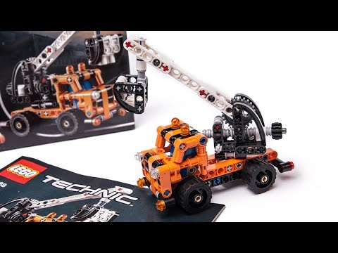 2019 lego technic 42088 quick review youtube. Black Bedroom Furniture Sets. Home Design Ideas