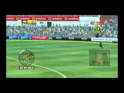 India Vs Pakistan T20 Semi Final - Ashes Cricket 2009 - Part 1