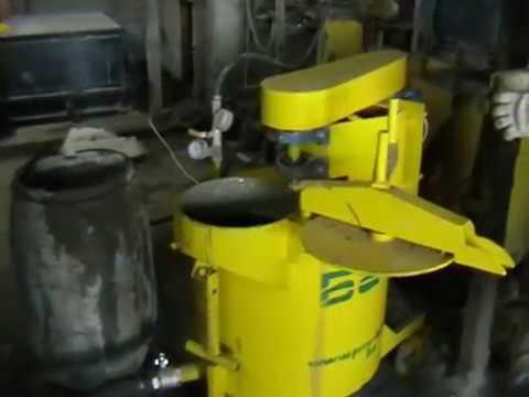 видео: Установка для пенобетона БАС-130
