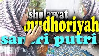 Sholawat mudhoriyah santri wati