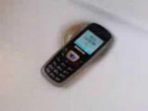 Samsung C210 Test