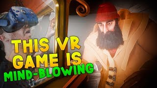 THIS VR GAME IS MIND-BLOWING! | A Fisherman