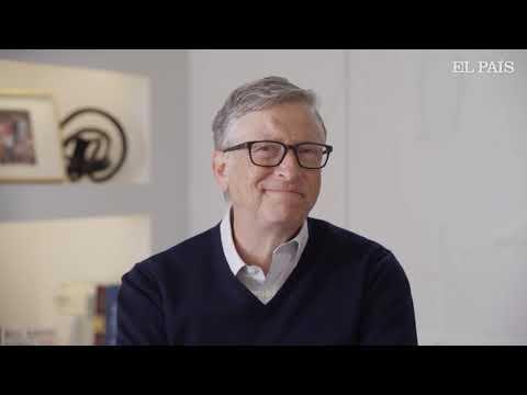 """Bill Gates """"El cambio climático tendrá efectos mucho peores que la pandemia"""""""
