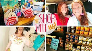 Shop With Me + Haul | Marshalls, Home Goods, Bath and Body Works Haul