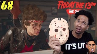 IS THIS MASK BAD LUCK! Friday the 13th Gameplay #68