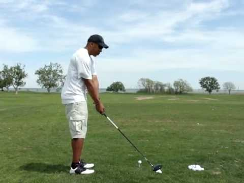 Power Golf Swing- Past Parallel