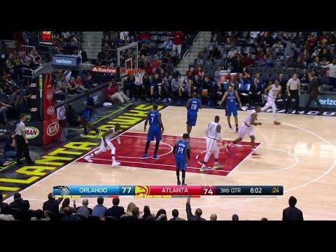 Quarter 3 One Box Video :Hawks Vs. Magic, 12/13/2016 12:00:00 AM