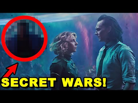 LOKI Episode 6 FINALE Breakdown & Ending Explained! Avengers Secret Wars & Big Bad Phase 4 Revealed!