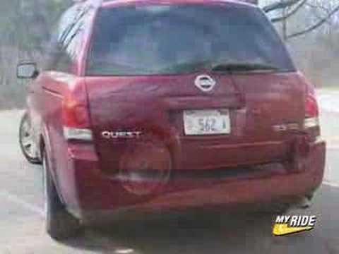 Review: 2006 Nissan Quest