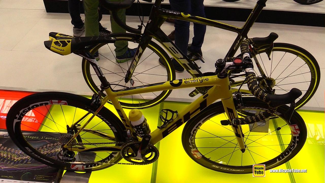2017 bh bicycles ultralight team direct energy racing bike walkaround 2016 eurobike youtube. Black Bedroom Furniture Sets. Home Design Ideas