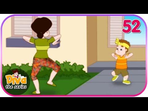 Seri Diva | Eps 52 Putu Belajar Menari | Diva The Series Official