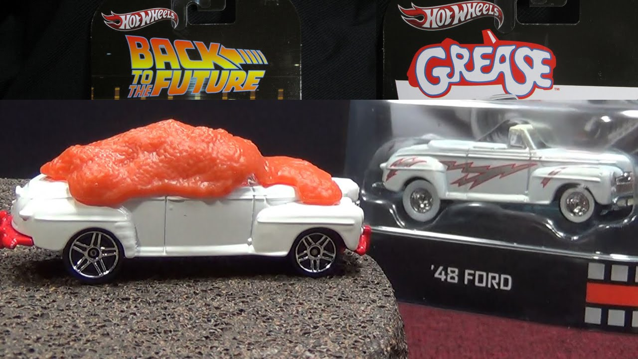 Was Biff Prototype Used For Grease 40 Ford First Youtube
