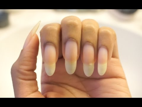 How to Brighten and Whiten Your Natural Nails ♡ Hairitage93