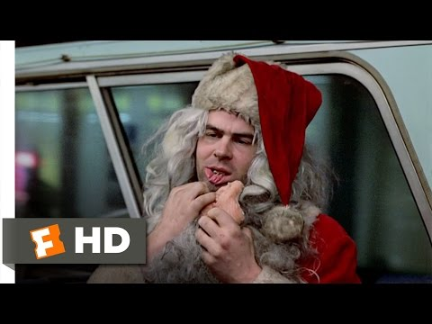Trading Places (9/10) Movie CLIP - Down & Out Santa (1983) HD