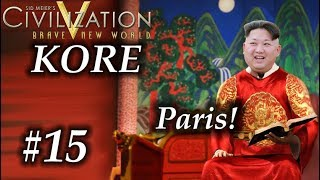 Paris! |Civilization 5| Kore | Bölüm 15