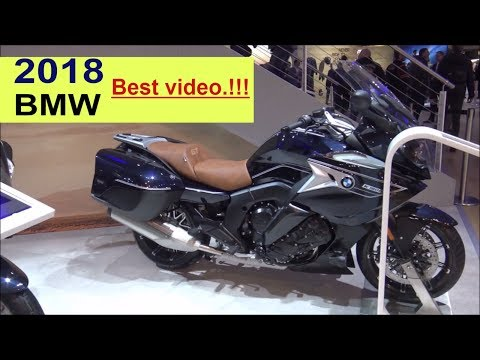 BMW 2018 Motorcycles (long video)