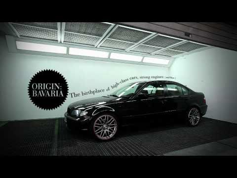 BMW // E46 Limo - Origin Bavaria