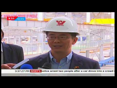 Business Today -21st December 2017 - Chine Wu Yi to open supermarkets in Kenya