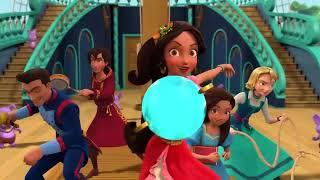 Елена  принцесса Авалора   Мультфильм Disney