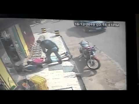 No Amapá, bandidos são surpreendidos pela PM durante assalto. SelesNafes.Com