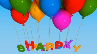 Happy Birthday for kids funny with friend - Birthday party | Birthday Song