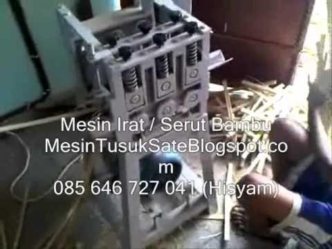 Mesin Irat Bambu