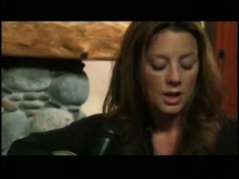 Sarah McLachlan - Building a Mystery acoustic