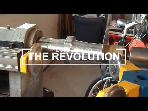 CNC Metal Spinning Conversion - DMS