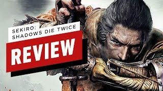 Sekiro: Shadows Die Twice Review thumbnail