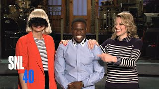Sia, Kevin Hart and Kate McKinnon Promise The Best SNL of 2015