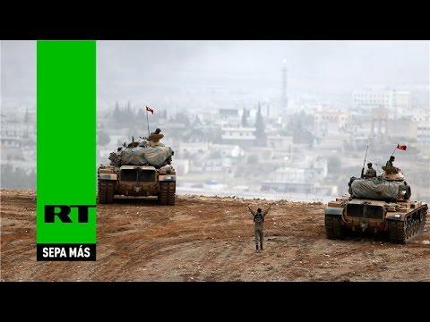 """EE.UU. y Turquía acuerdan forjar una """"zona libre de Estado Islámico"""" en Siria"""