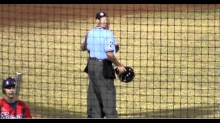2007 MSBL World Series - Worst Umpire Call Ever?