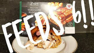 Lidl Deluxe Festive Yorkshire Pudding Wrap