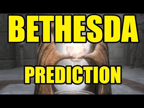 Two Years Ago I made a Bethesda PREDICTION: Let's talk about history.