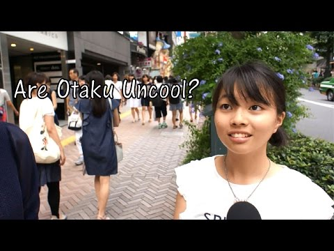 Are Otaku(Nerds) Uncool? (Japanese Interview) from YouTube · Duration:  5 minutes 13 seconds