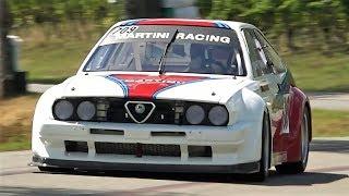 9.500Rpm Alfa Romeo Sprint 1600 || 210Hp/800Kg NA Boxer Monster - Oberhallau 2018