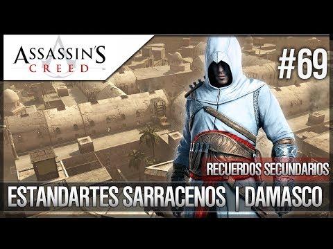 Assassin's Creed | Guía Logro | Localización de los 100 Estandartes Sarracenos en Damasco