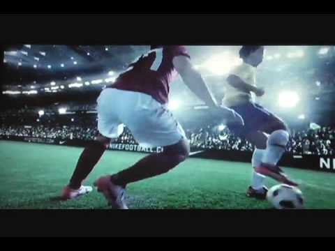 2010 WORLD CUP THEME SONG - NIKE WRITE THE FUTURE