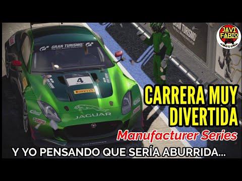 Gran Turismo Sport PS5 - NADIE QUIERE JUGAR CON JAVIFABIO Esta carrera fue la host** - Manufacturer