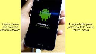 fazer root odin Smartphone Samsung Galaxy J2 Prime TV  G532M