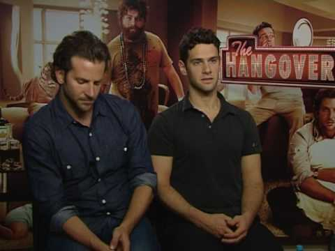 The Hangover : Bradley Cooper & Justin Bartha  Exclusive Interview