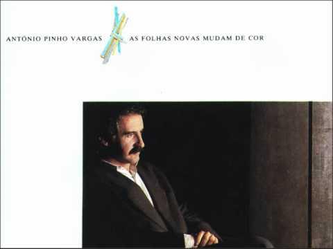 """António Pinho Vargas - """"Tom Waits"""" do disco """"As folhas novas mudam de cor"""" (LP 1987)"""