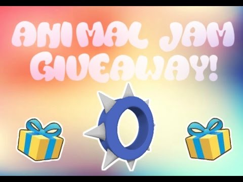 Animal Jam SPIKE giveaway for 200+ subs ! - CLOSED -