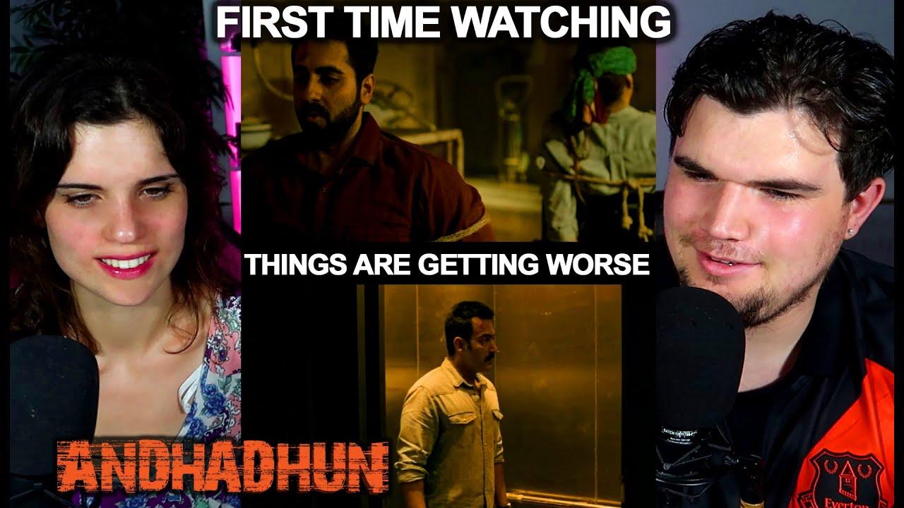 ANDHADHUN - THINGS ARE GETTING WORSE!   Tabu   Ayushmann Khurrana   Radhika Apte