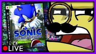 Schmogli erfreut sich an Sonic 06. Cool.