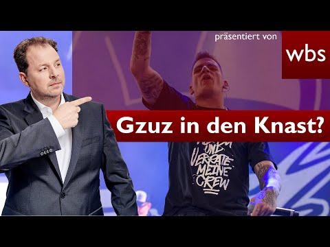 187 Strassenbande Frontmann Gzuz verurteilt - Muss er in den Knast? | RA Christian Solmecke