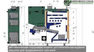 Твердотопливный котел SAS ECO(Супертехнологичный твердотопливный котел SAS ECO с автоматической поршневой подачей топлива (штыб, мелкий..., 2014-03-06T16:28:20.000Z)