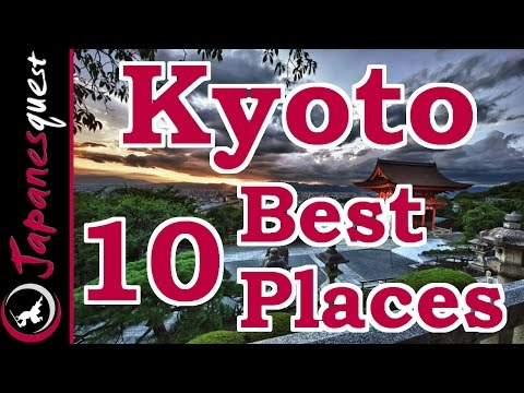 10 Best Places to Visit in Kyoto! | Video Japan Guide